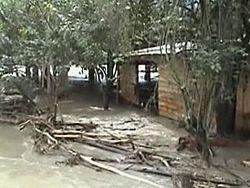 При наводнениях на Гаити погибли 13 человек