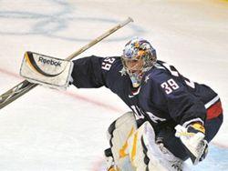 Райан Миллер признан лучшим хоккеистом Олимпиады