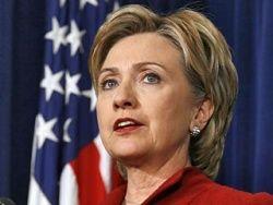 Хиллари Клинтон поехала улучшать имидж США