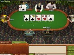 Онлайновый покер избавляет от стресса