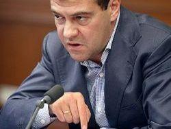 Медведев требует отставки спортивного руководства страны