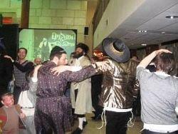 Еврейский праздник Пурим встретили карнавалом
