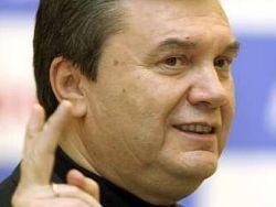Янукович проводит совещания только на украинском