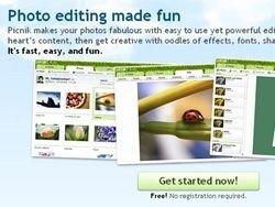 Google приобрел онлайновый фоторедактор Picnik.com