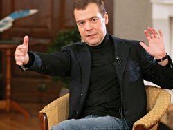 Медведев спасает бизнес от произвола силовиков