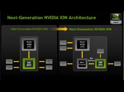 Nvidia анонсировала новую платформу для нетбуков