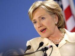 Клинтон: чтобы ввести санкции против Ирана нужны месяцы