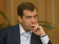 Медведев: 2 года со дня избрания