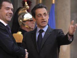 Медведев как алиби для Саркози