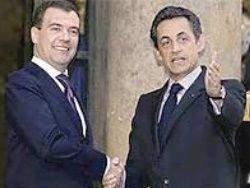 """Саркози \""""протаранил\"""" Медведева по Ирану"""