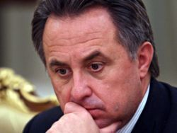Виталий Мутко идёт ва-банк