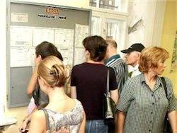 Росстат: в России 6,8 млн безработных