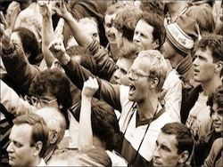 В Калининградской области снова проходят митинги