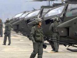 Южная Корея запретила своим ВВС все полеты