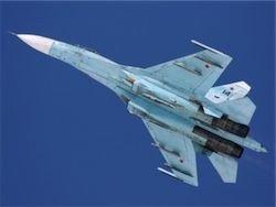 В Азербайджане рухнул военный самолет Су-25