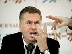 Жириновский предложил психологическую помощь спорту