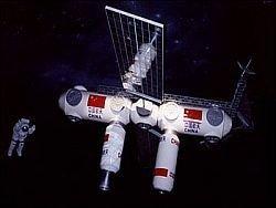 Китай закладывает на орбите фундамент под станцию