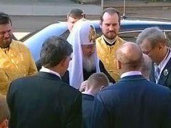 Патриарх Кирилл встретился со студентами МИФИ