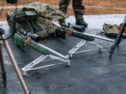 Невероятное производство в России: оружие охраны президента