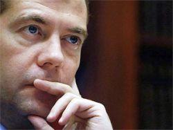 """Медведев: коррупция в России - \""""вечнозеленая тема\"""""""