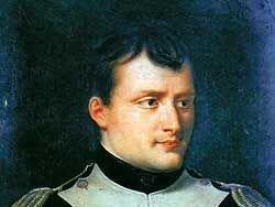 Найдена прядь волос Наполеона