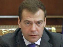 Медведев: Грузия продолжает наращивать военную мощь