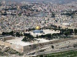 Арабы забросали камнями евреев у Стены плача