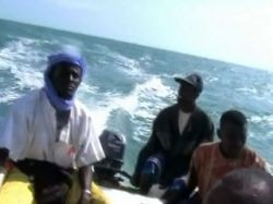 Сомалийские пираты захватили судно у Мадагаскара