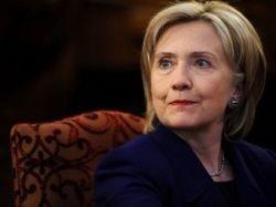 Клинтон пообещала заблокировать резолюцию о геноциде