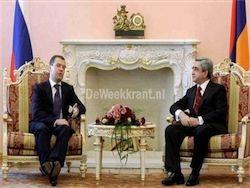Медведев сказал, что он турецкий армянин