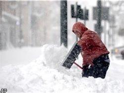 Ученые нашли причину аномально снежной зимы этого года