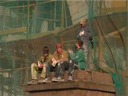 На Олимпийской стройке в Сочи голодают рабочие