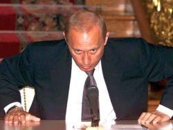 Путин не должен уйти. Путин обязан остаться