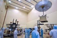 Американцы начали сборку космического корабля к Юпитеру