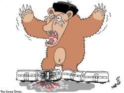 Россия возмущена карикатурами на тему терактов в метро