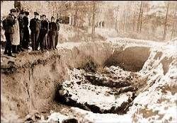 Поляки требуют признать Катынь геноцидом