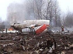 Теракт, как причина гибели самолета под Смоленском