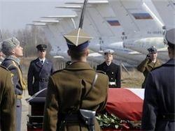 В гибели Качиньского виновато НЛО?