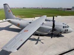 Румыния заменит Ан-26 итальянскими самолетами