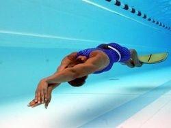 Любимым видом спорта россиян оказалось плавание