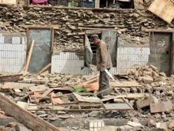 Землетрясение в Китае унесло жизни 617 человек