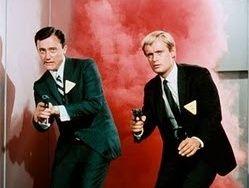 Классика шпионских сериалов: парни из U.N.C.L.E.