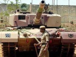 Армия Индии увеличит заказ на танки Arjun