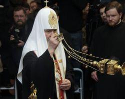 У патриарха возникла потребность