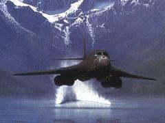 Boeing модернизирует бомбардировщики B-1B