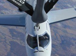 Новость на Newsland: Испытана ситема дозаправки беспилотников в воздухе