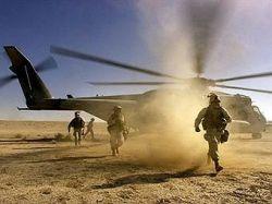 США вдвое увеличили контингент спецназа в Афганистане