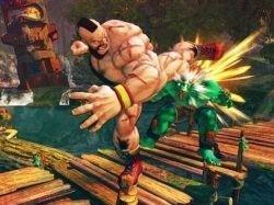 Street Fighter станет фитнес-тренажером