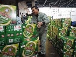Водителям собираются запретить пить пиво
