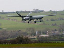 В Великобритании состоялся полет нового беспилотника